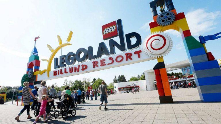 Bony do Legolandu