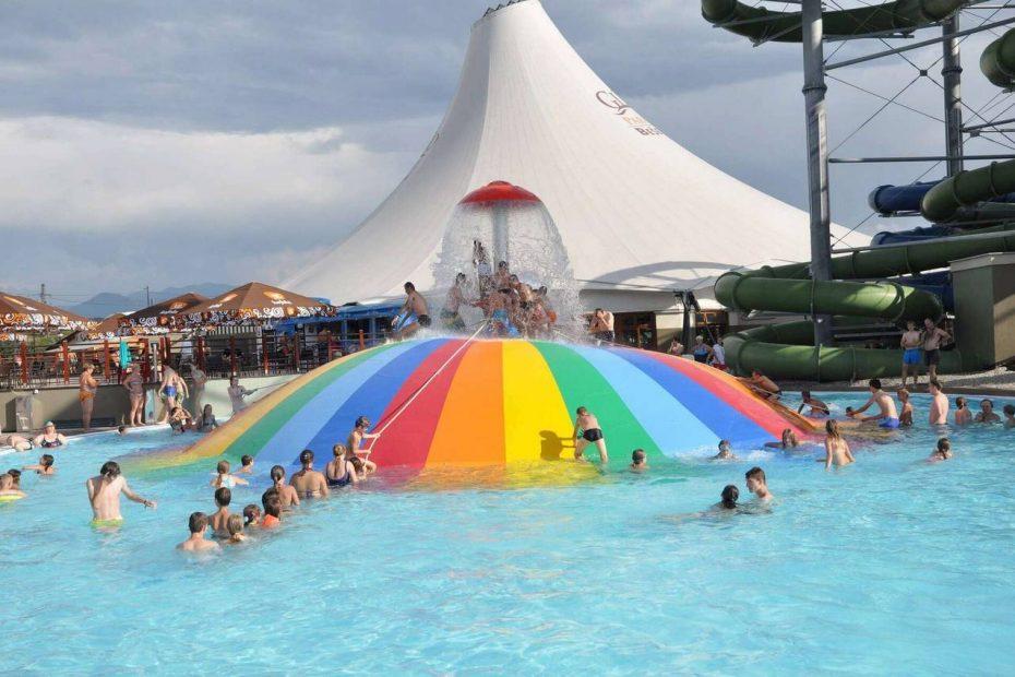 Wycieczki i bilety Aquapark Besenova