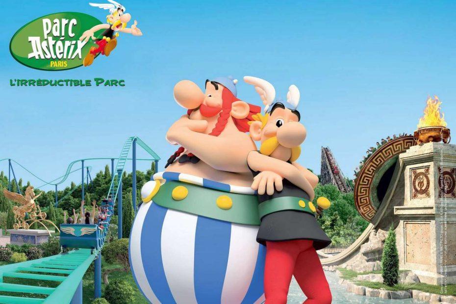 Bilety i wycieczki Park Asterixa