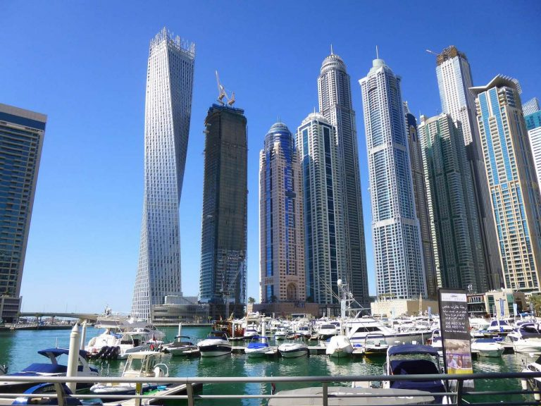 Dubaj wyjazdy