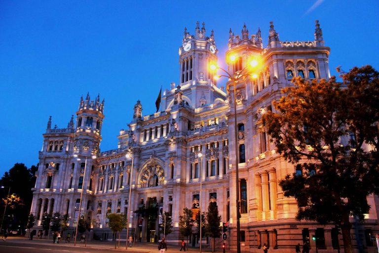 Wyjazdy do Madrytu