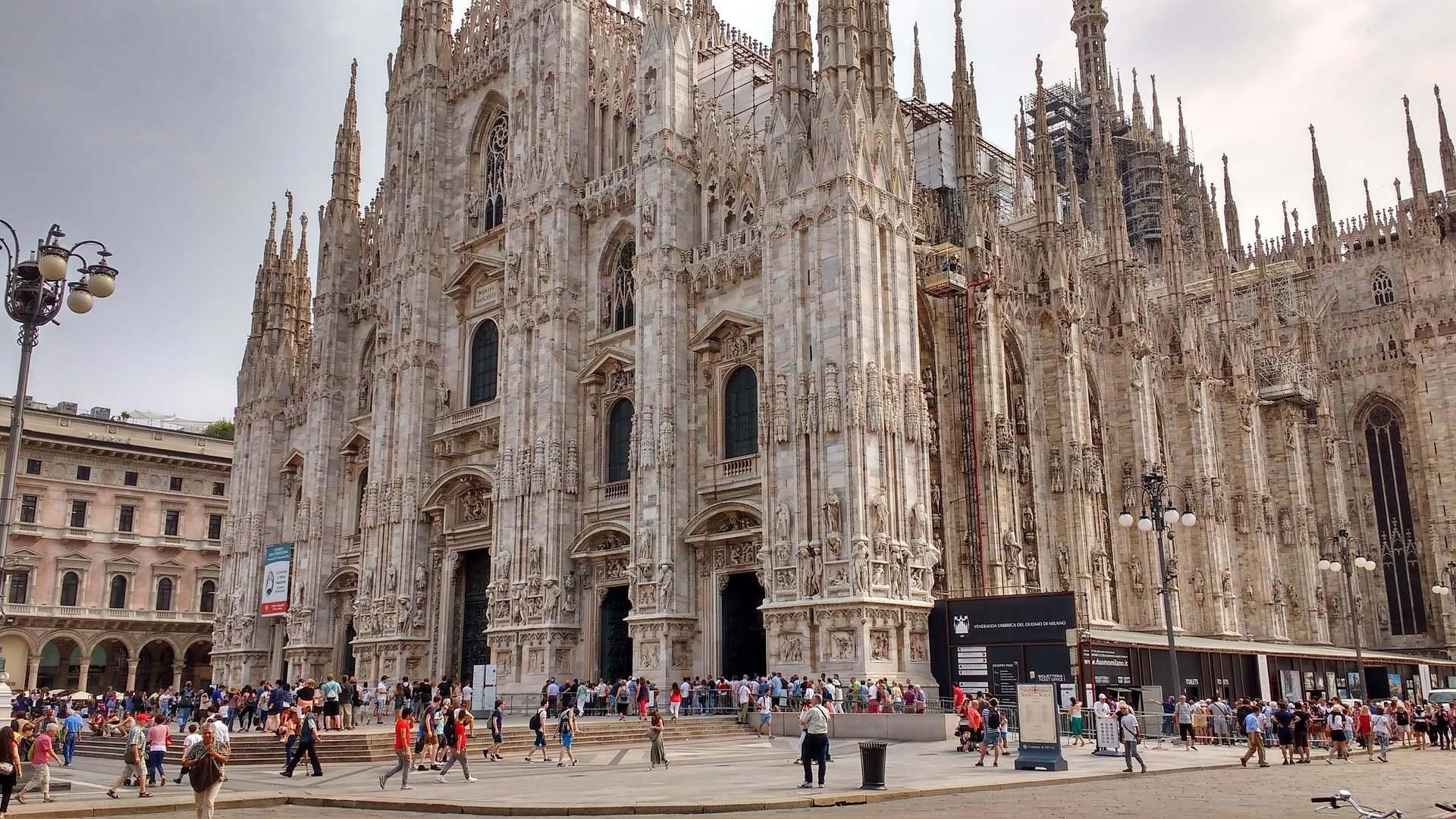 Wyjazdy do Mediolanu