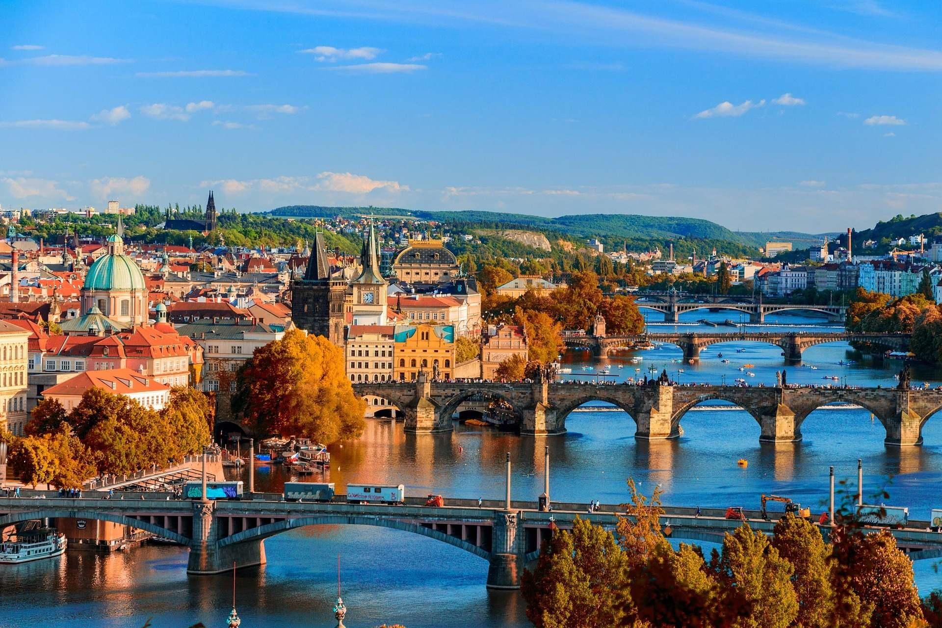 Wyjazdy do Pragi